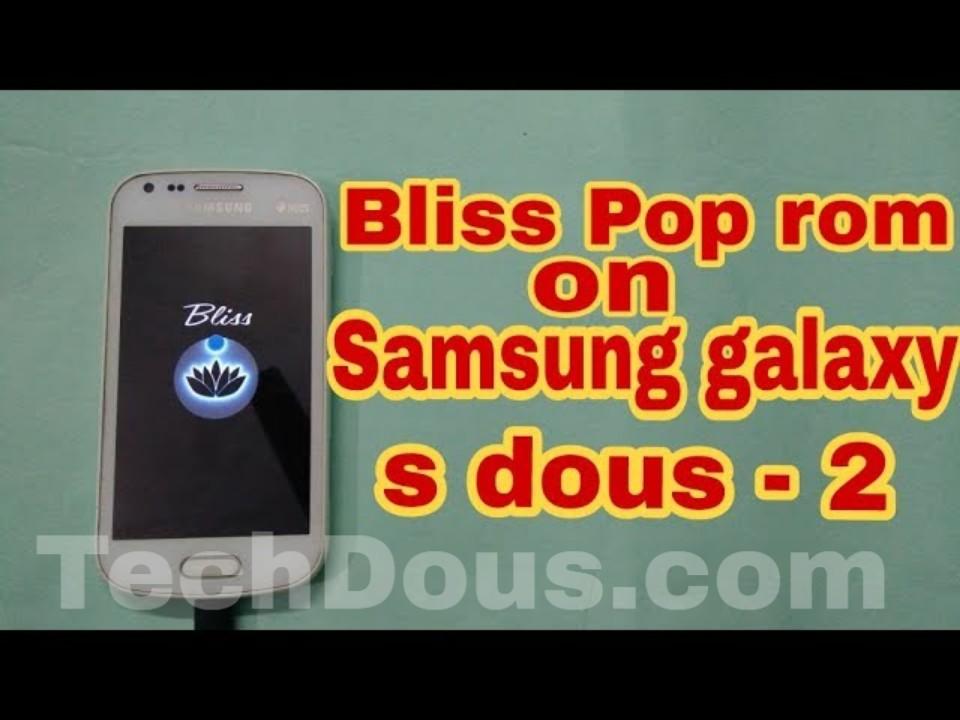 IOS custom rom on samsung galaxy s duos 2 S7582